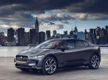 Jaguar I-Pace 2018, джип/suv 5 дв., 1 поколение
