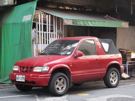 Kia Sportage (JA) 07.1998 - 06.2002