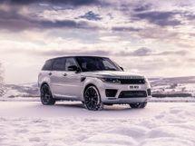 Land Rover Range Rover Sport рестайлинг, 2 поколение, 10.2017 - н.в., Джип/SUV 5 дв.