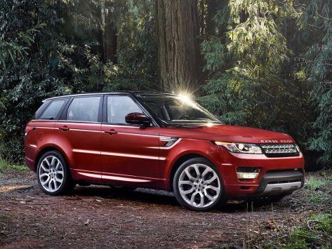 Land Rover Range Rover Sport (L494) 03.2013 - 09.2017