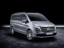 Mercedes-Benz V-Class рестайлинг 2019, минивэн, 3 поколение, W447