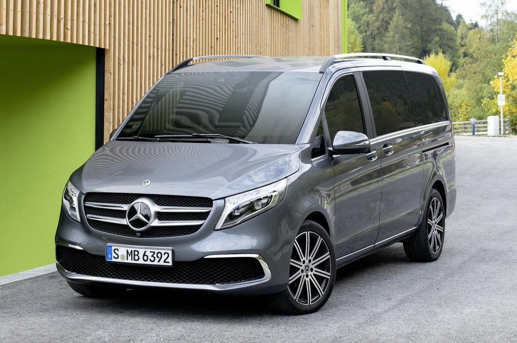 Mercedes V Class 2019