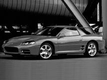 Mitsubishi 3000GT рестайлинг 1998, хэтчбек 3 дв., 2 поколение, Z15AM