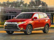 Mitsubishi Outlander 2-й рестайлинг, 3 поколение, 06.2015 - 07.2018, Джип/SUV 5 дв.
