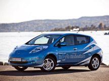 Nissan Leaf 2009, хэтчбек, 1 поколение, ZE0