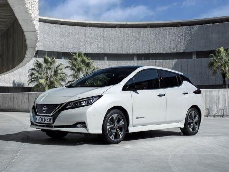 Nissan Leaf (ZE1) 10.2017 -  н.в.