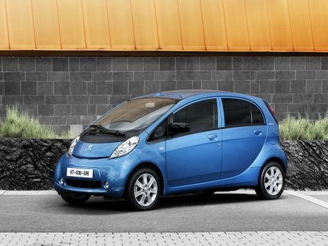 Peugeot iOn  10.2010 -  н.в.