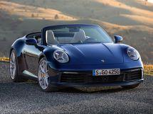 Porsche 911 2018, открытый кузов, 8 поколение, 992