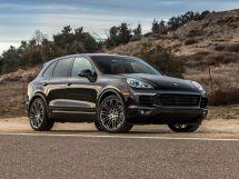 Porsche Cayenne рестайлинг 2014, джип/suv 5 дв., 2 поколение, 92A