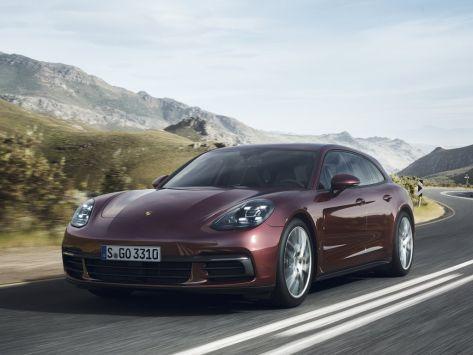 Porsche Panamera (971) 03.2017 - 11.2020