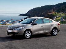 Renault Fluence 2009, седан, 1 поколение