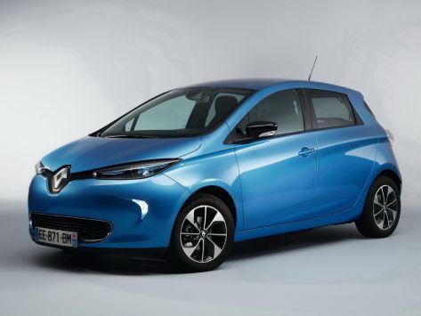 Renault ZOE (Q210) 03.2012 -  н.в.