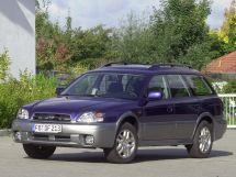 Subaru Outback 2 поколение, 09.1998 - 10.2003, Универсал