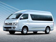 Toyota Hiace 2004, минивэн, 5 поколение, H200