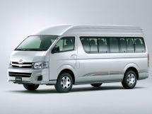 Toyota Hiace 2010, минивэн, 5 поколение, H200