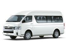 Toyota Hiace рестайлинг 2010, минивэн, 5 поколение, H200