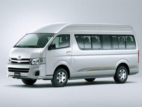 Toyota Hiace (H200) 07.2010 -  н.в.