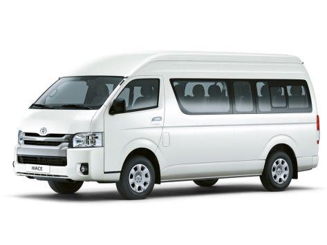 Toyota Hiace (H200) 07.2010 - 12.2017