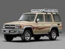 Toyota Land Cruiser 3-й рестайлинг, 8 поколение, 01.2007 - н.в., Джип/SUV 5 дв.