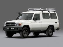 Toyota Land Cruiser 3-й рестайлинг, 8 поколение, 01.2007 - н.в., Джип/SUV 3 дв.