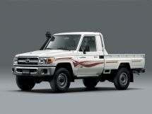 Toyota Land Cruiser 3-й рестайлинг, 8 поколение, 01.2007 - н.в., Пикап