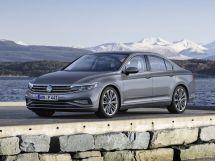 Volkswagen Passat рестайлинг 2019, седан, 8 поколение, B8.5