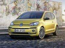 Volkswagen up! рестайлинг 2016, хэтчбек 3 дв., 1 поколение, 121