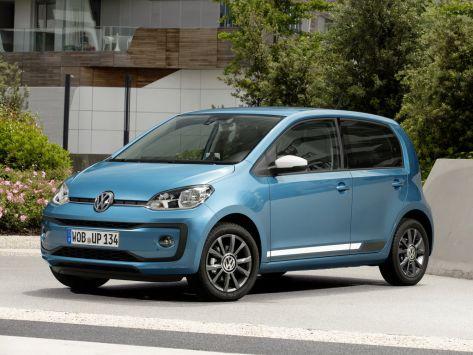 Volkswagen up! (121) 07.2016 -  н.в.