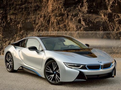 BMW i8 2014 - 2018