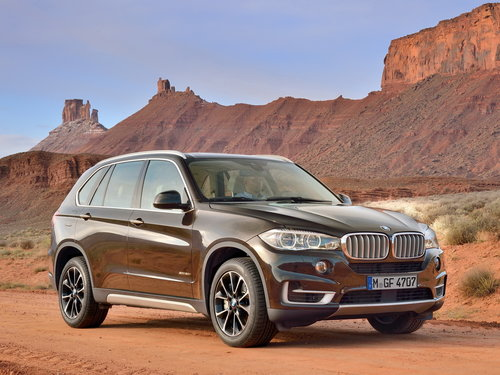 BMW X5 2013 - 2018