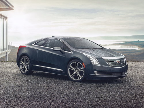 Cadillac ELR 2013 - 2016