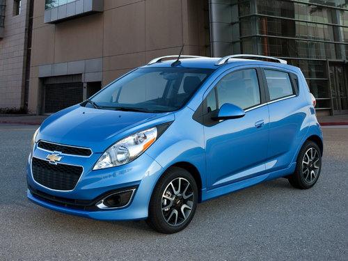 Chevrolet Spark 2010 - 2016