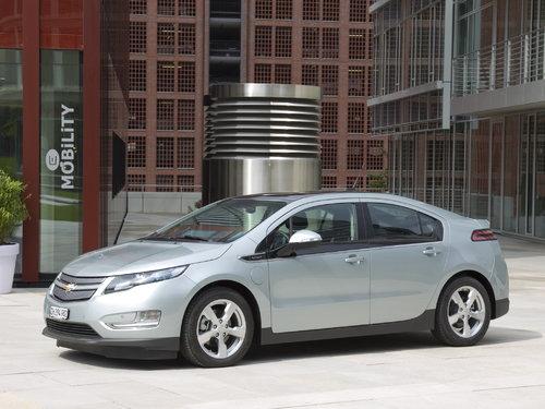 Chevrolet Volt 2010 - 2014