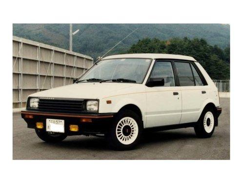Daihatsu Charade 1983 - 1986