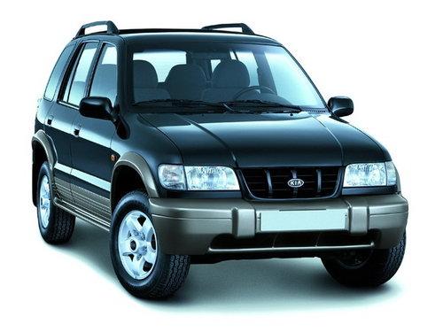 Kia Sportage 1998 - 2002