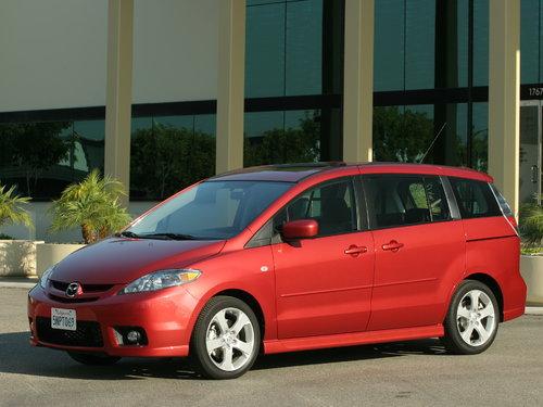 Mazda Mazda5 2004 - 2008