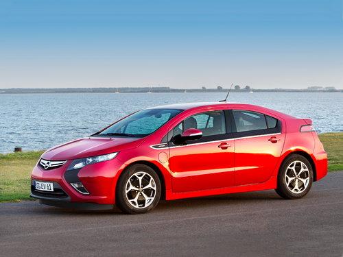 Opel Ampera 2011 - 2016