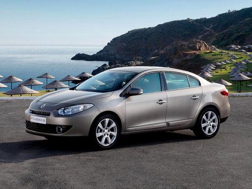 Renault Fluence 2009 - 2013