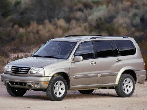 Suzuki Grand Vitara XL-7 2001 - 2003