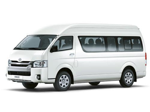 Toyota Hiace 2010 - 2017