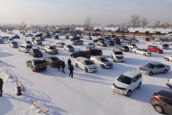 Авторынок Улан-Удэ: большой интерес к отечественным машинам
