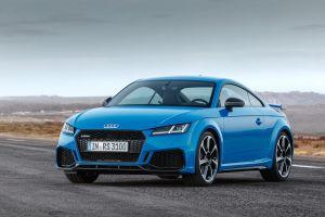 При обновлении Audi TT RS немцы не смогли отказаться от фирменной 2,5-литровой «пятерки»