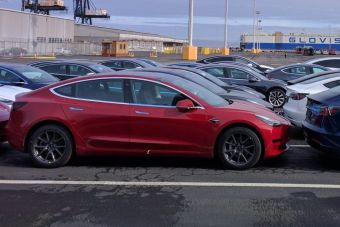 Смотри! Tesla Model 3 2019   Фото, видео, технические характеристики рекомендации