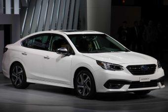 Модель отличается улучшенной управляемостью, более жестким кузовом и пониженным уровнем шумов.