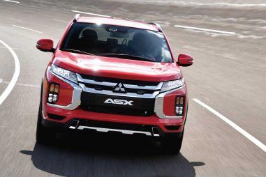 Mitsubishi ASX подвергли крупному рестайлингу