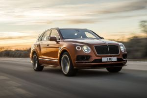 Bentley Bentayga Speed покусился на звание самого быстрого кроссовера на планете