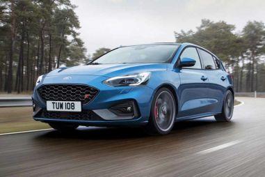 Ford Focus ST нового поколения получил солидную прибавку к мощности