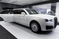 Арабам показали бронированную версию лимузина