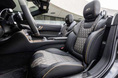 Родстер Mercedes-Benz SL получил спецверсию Grand Edition