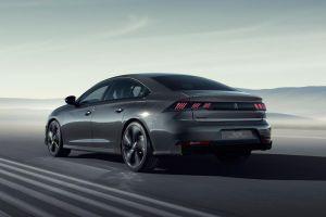 Peugeot везет в Женеву спортивный гибрид 508 Sport Engineered